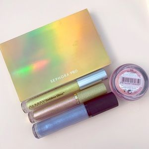 ✨🧜🏻‍♀️Iridescent Mermaid Sephora Bundle